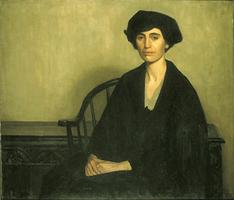 Portrait of Mrs Oscar Taylor