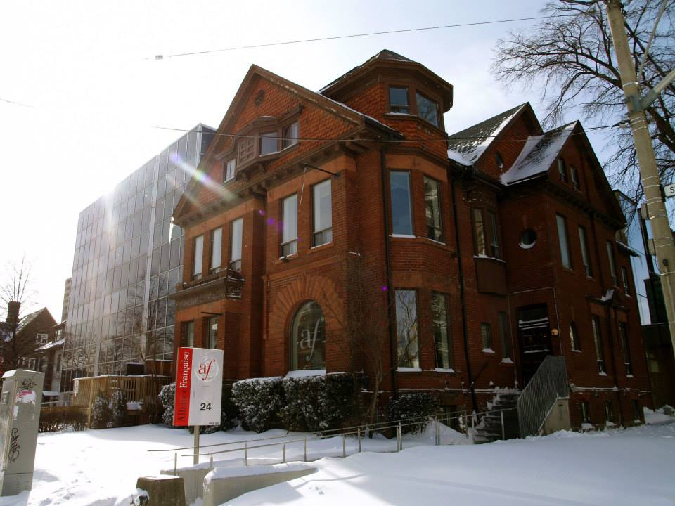 Alliance française in Canada
