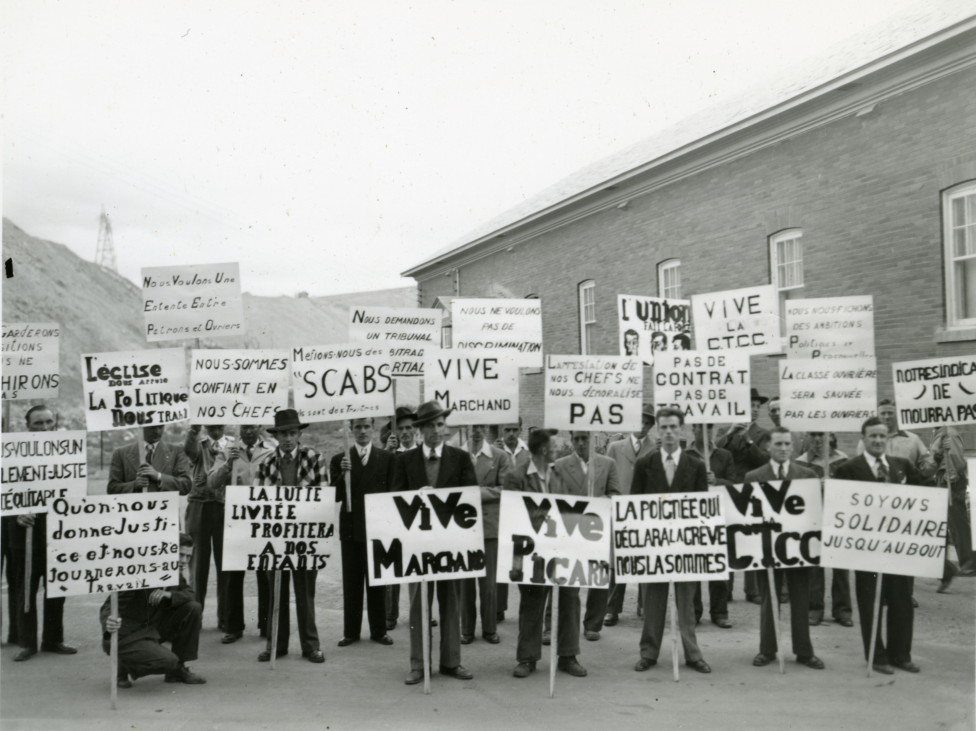 Asbestos Strike of 1949