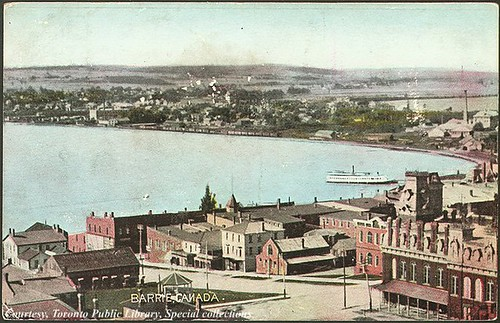 Barrie, Ontario, 1910