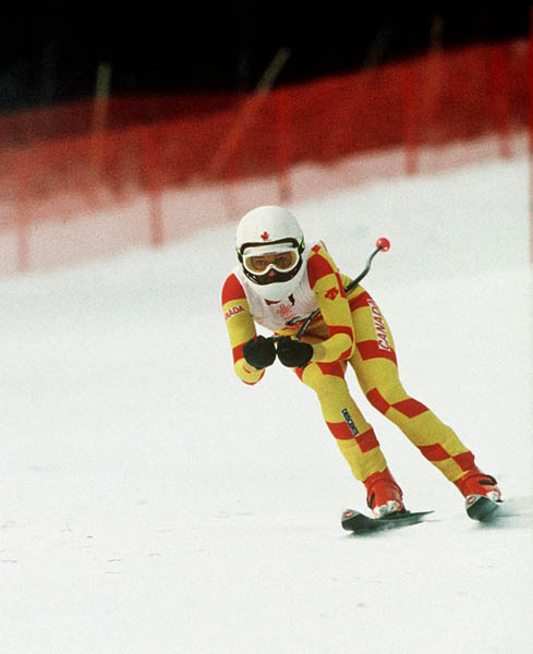 Karen Percy, 1988 Calgary Games