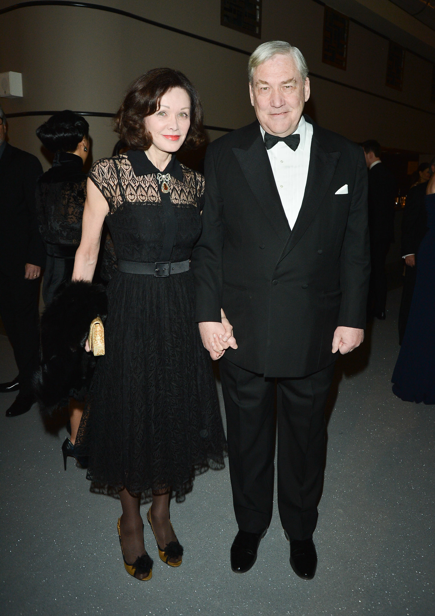 Photo of Conrad Black and Barbara Amiel