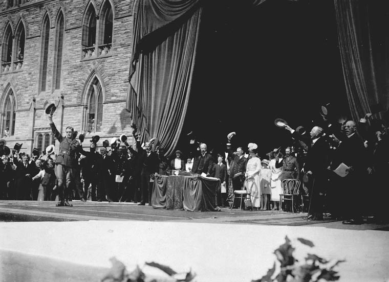 Royal Tour 1919