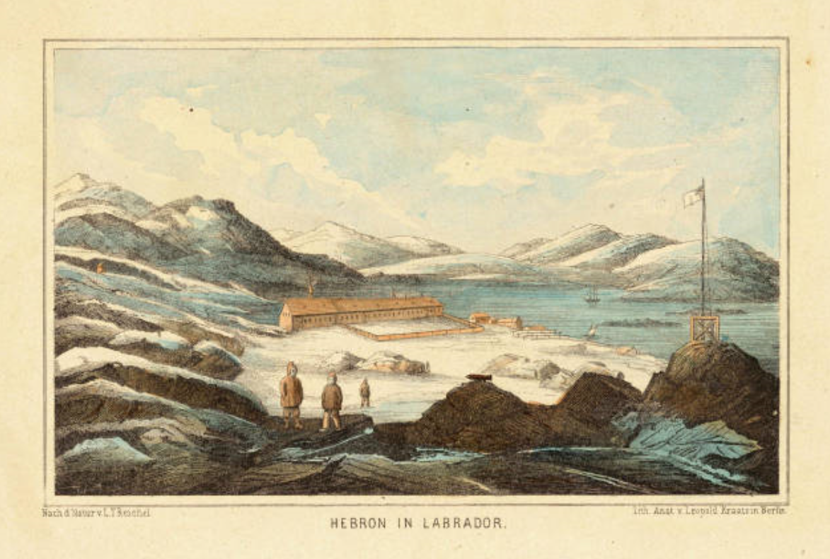 """Hebron in Labrador"""