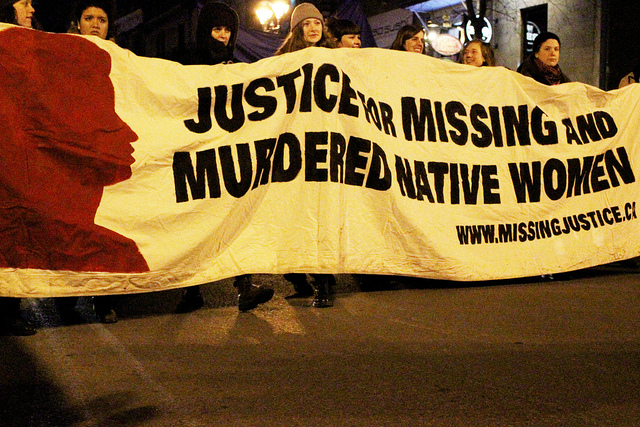 Missing and Murdered Indigenous Women and Girls Activists