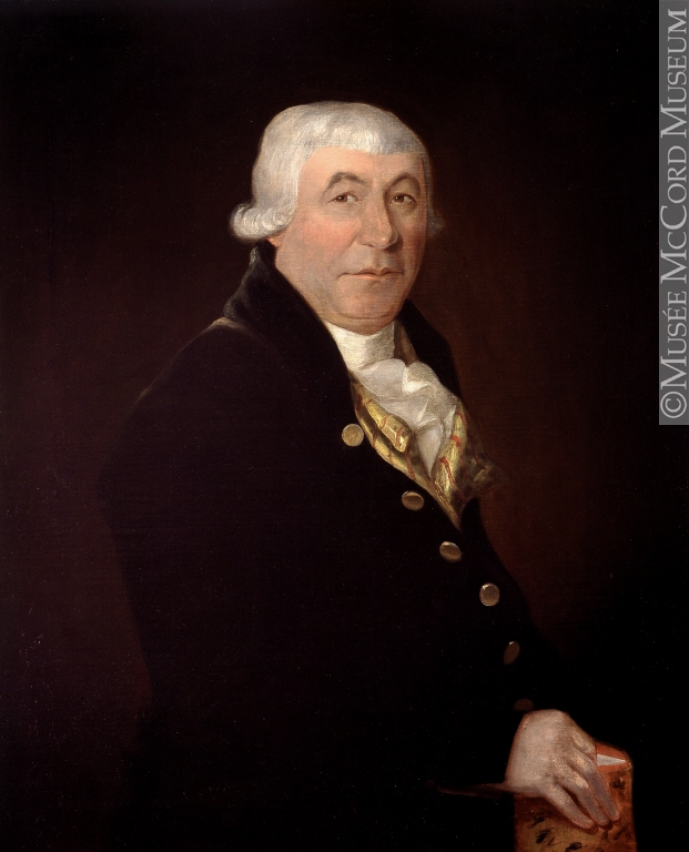 Portrait de James McGill (1744-1813)