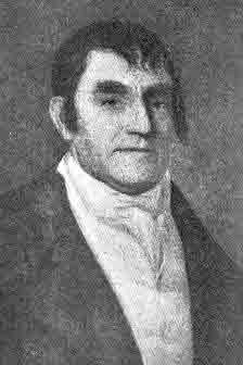 Portrait of Joshua Mauger