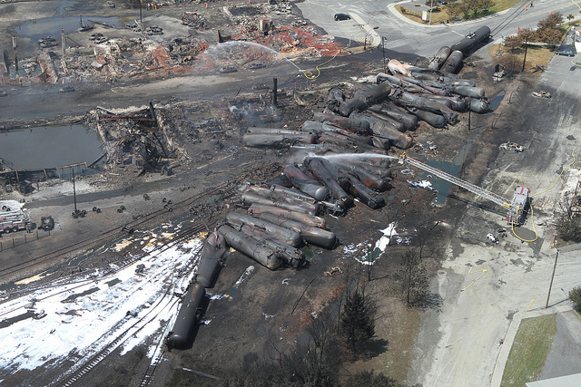 Lac-Mégantic Rail Disaster