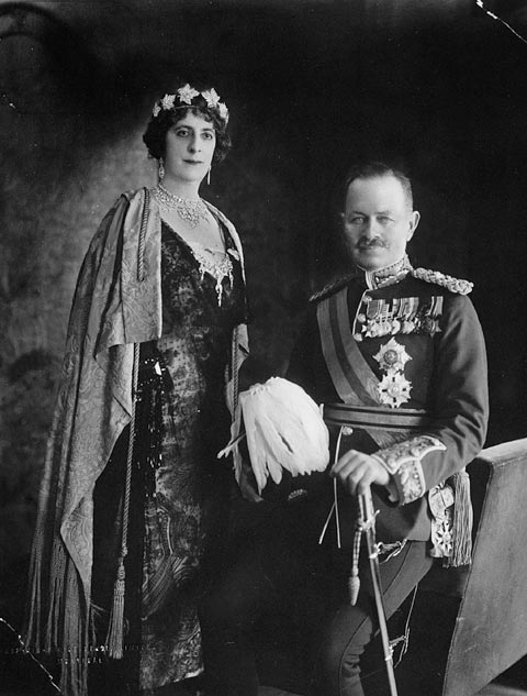 Viscount Byng of Vimy and Lady Byng