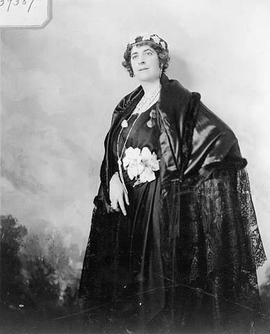 Lady Evelyn Byng