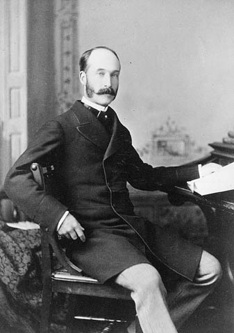 The Marquess of Lansdowne, Governor General of Canada