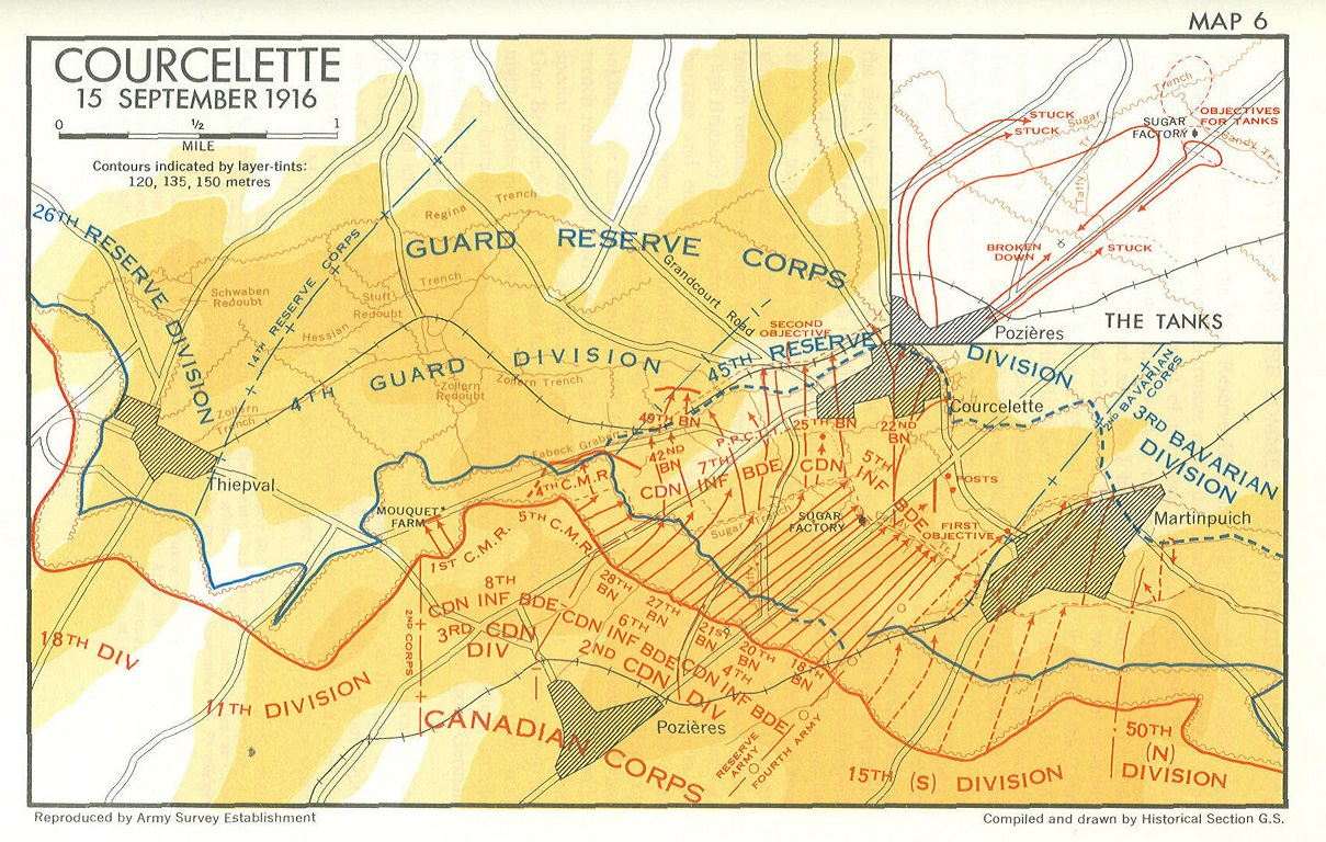Image result for red chateau courcelette