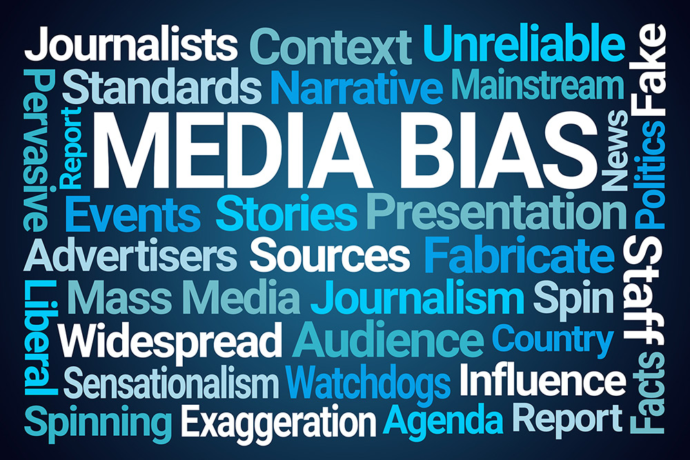 Media Bias Word Cloud