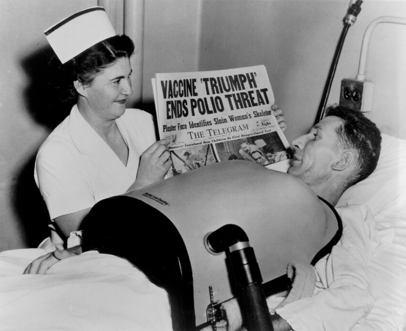 Canada and the Development of the Polio Vaccine