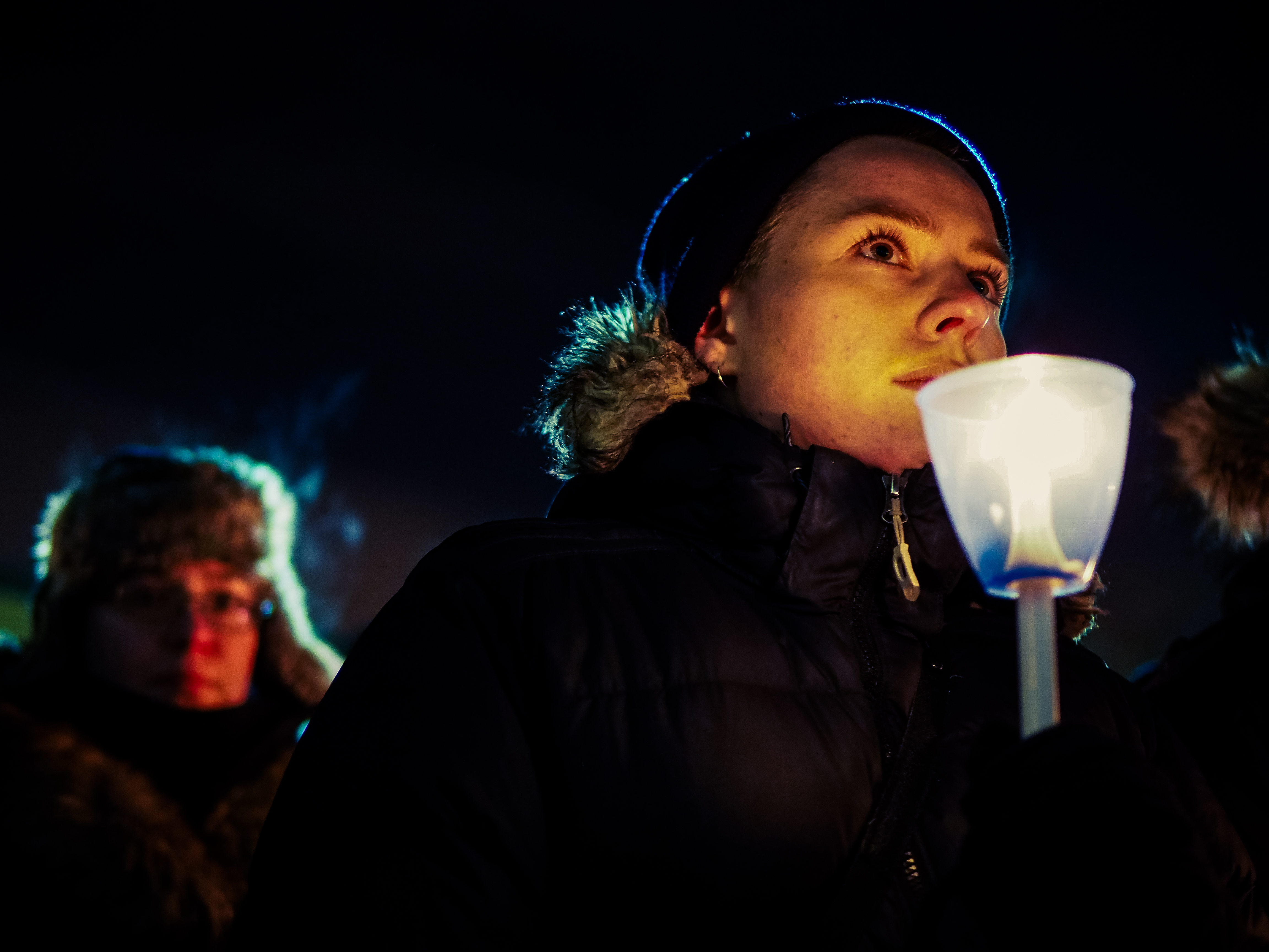 Vigil for Victims of the Quebec City Mosque Shooting