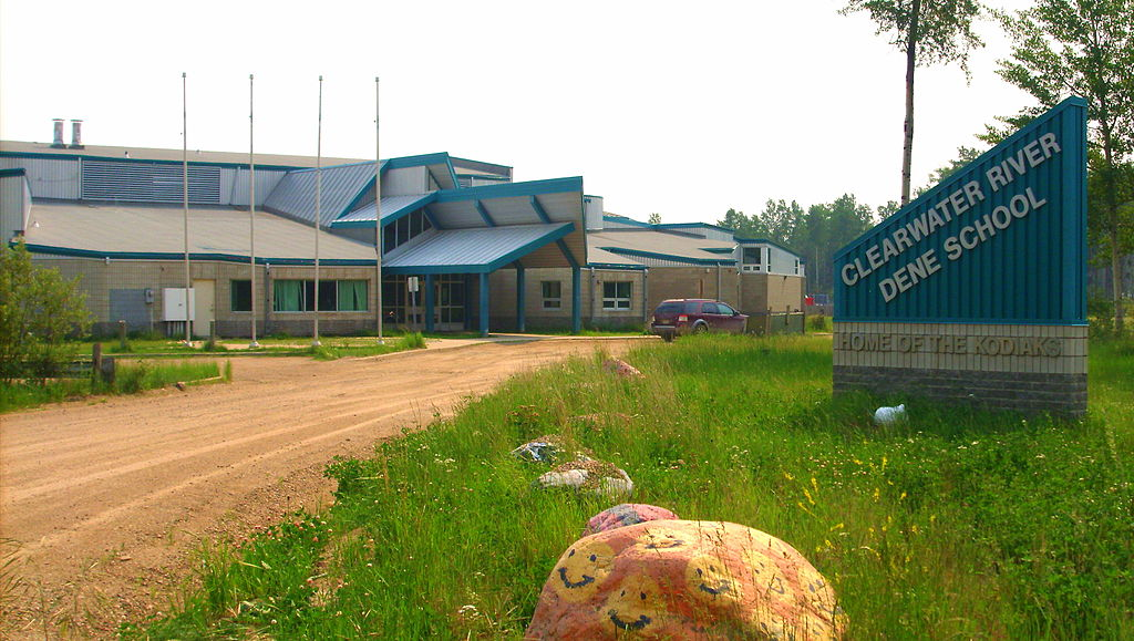 Clearwater River Dene School