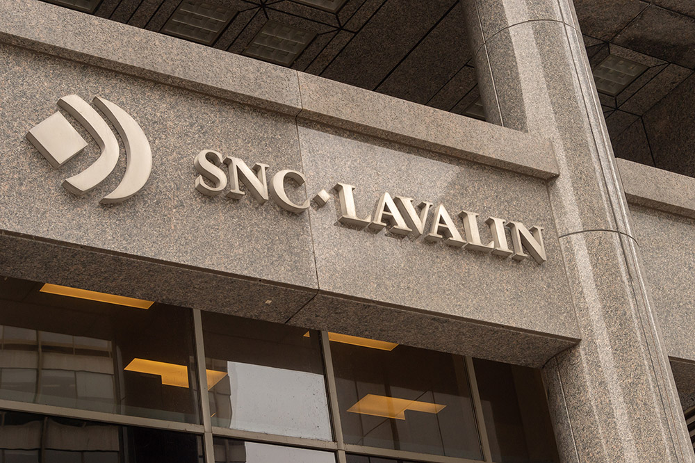 SNC-Lavalin head office in Montreal