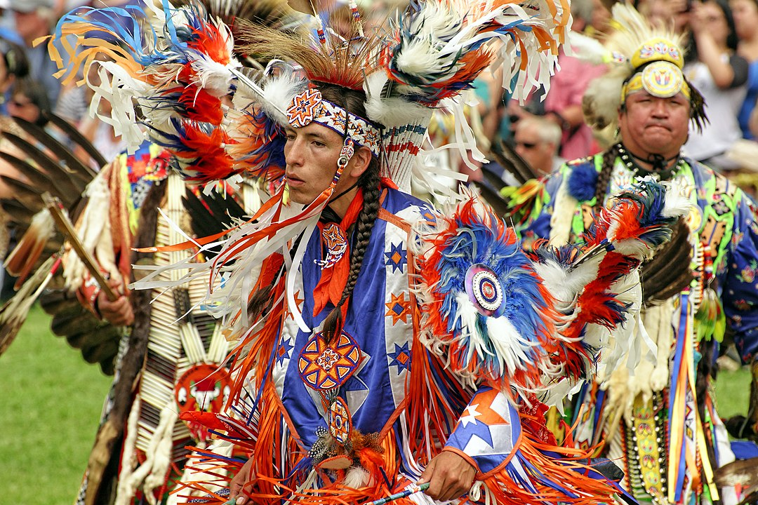 Le pow-wow des Six Nations of the Grand River
