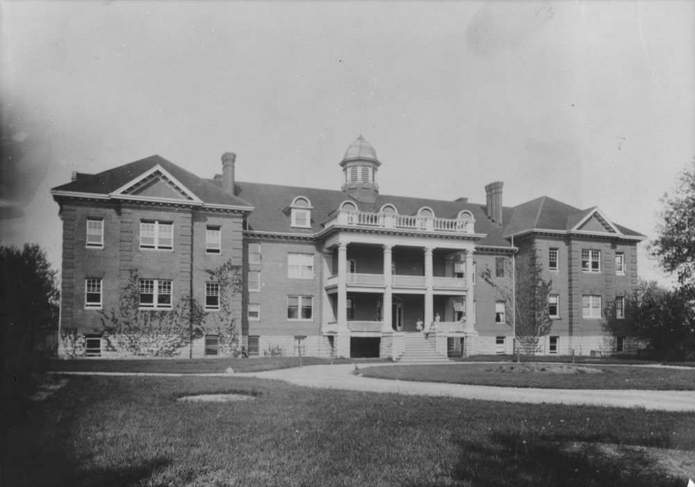 Mohawk Institute Indian Residential School