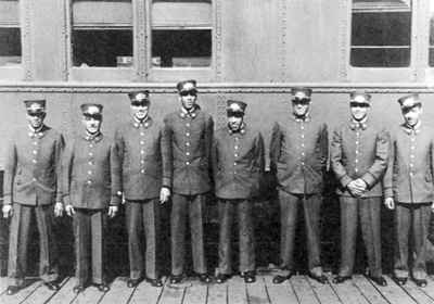 Sleeping Car Porters in Canada