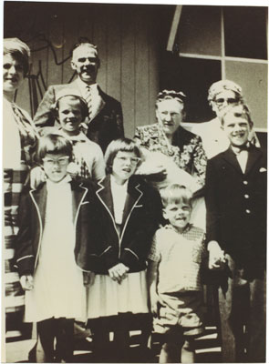 Margriet and Wilf Gildersleeve and Family