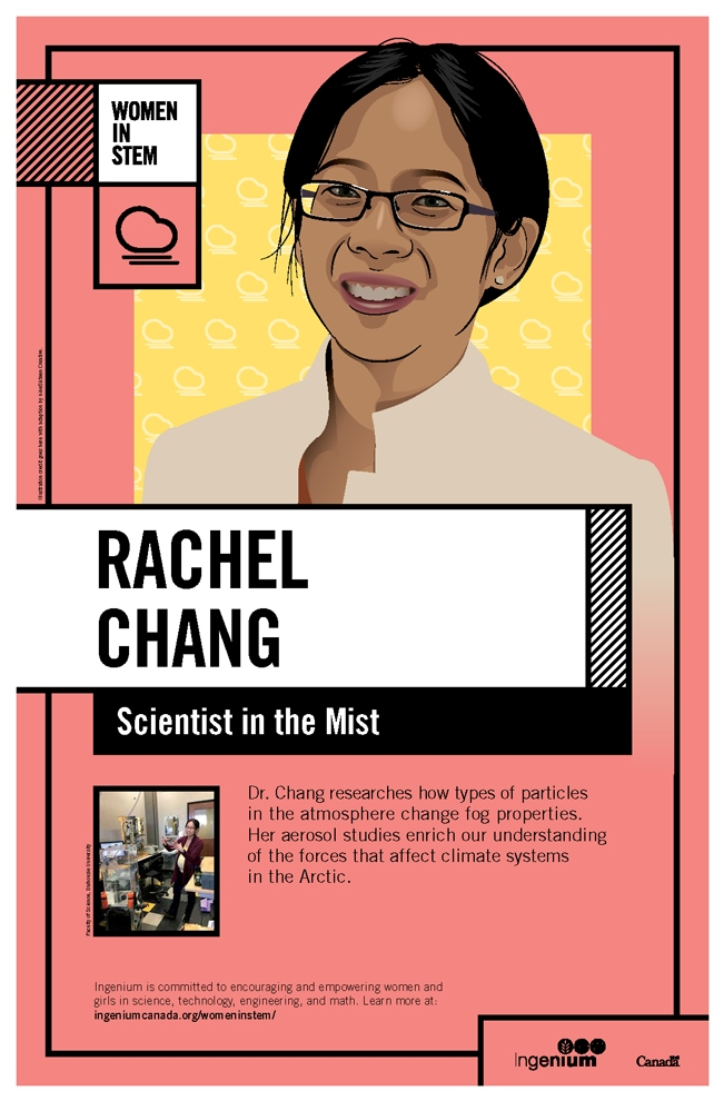 Rachel Chang: Scientist in the Mist