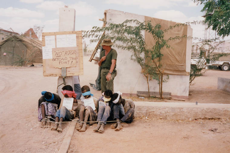 Canadian Peacekeepers in Somalia