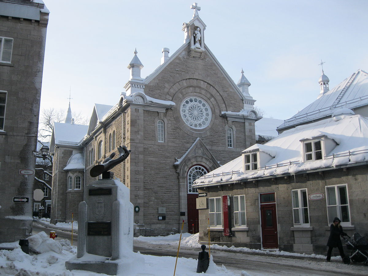 Chapel and Museum of the Ursulines of Quebec